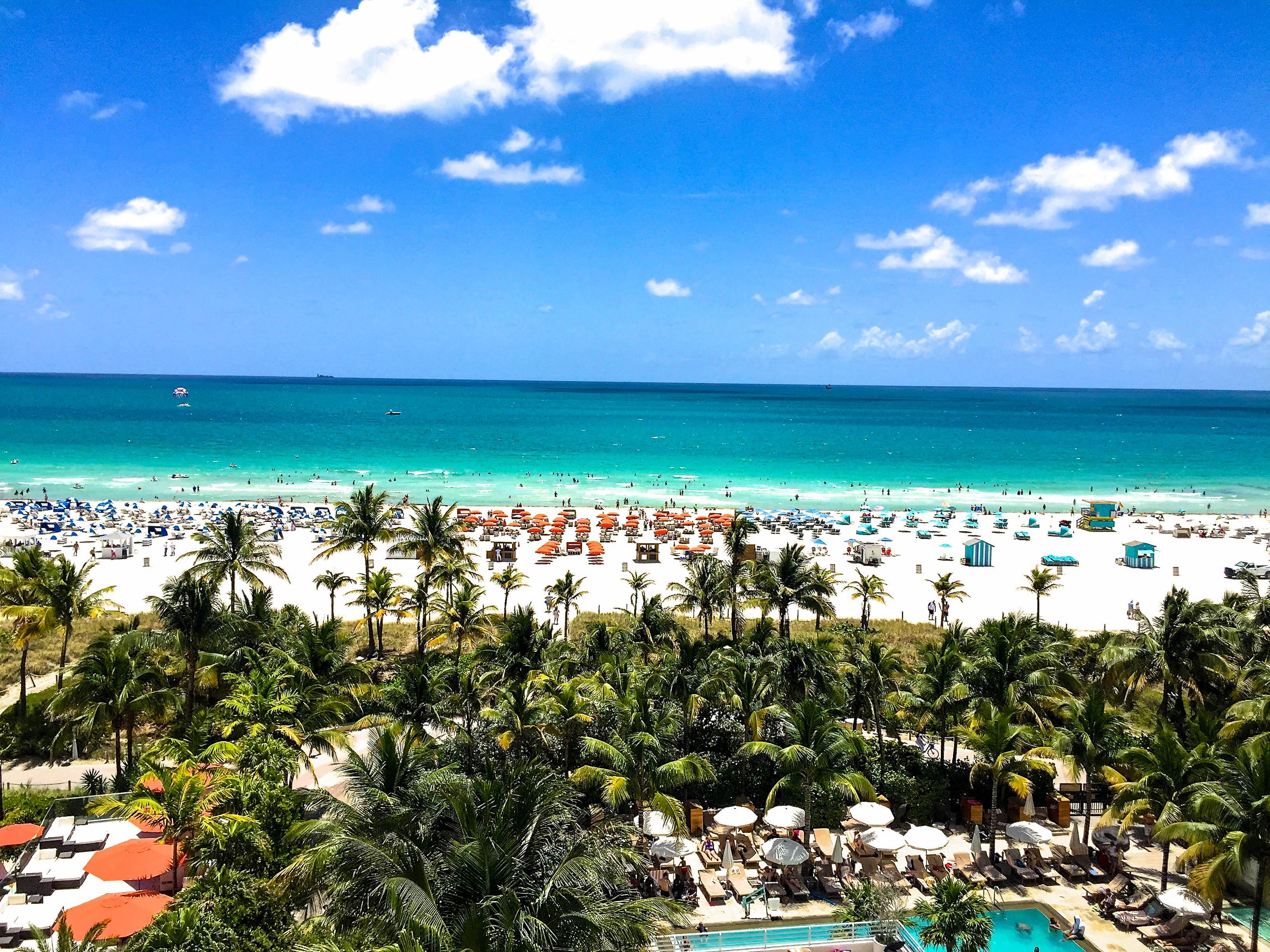 A Weekend Getaway in South Beach Miami