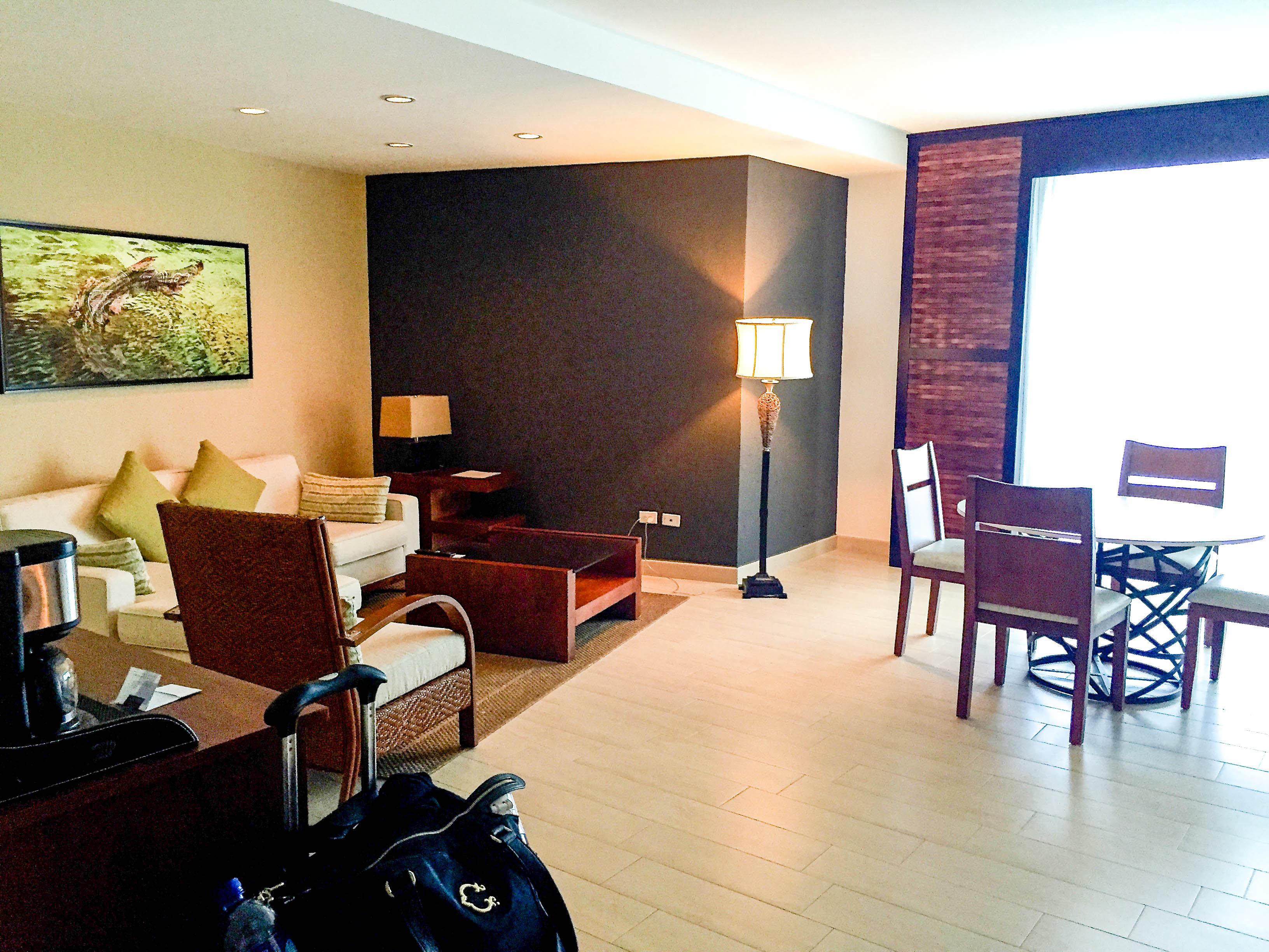 Suite Upgrade at Westin Playa Bonita in Panama