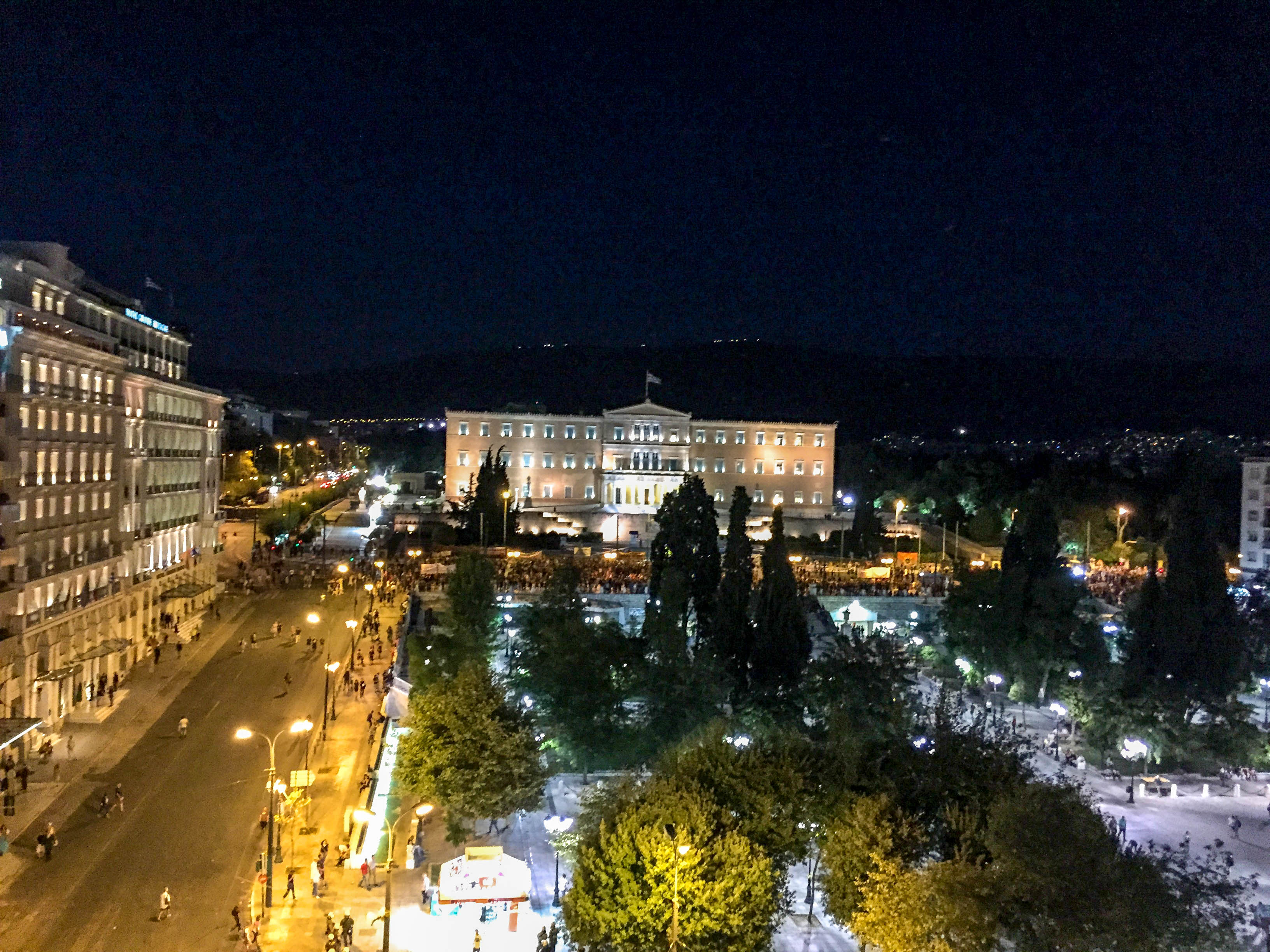 Best Rooftops in Athens, Greece