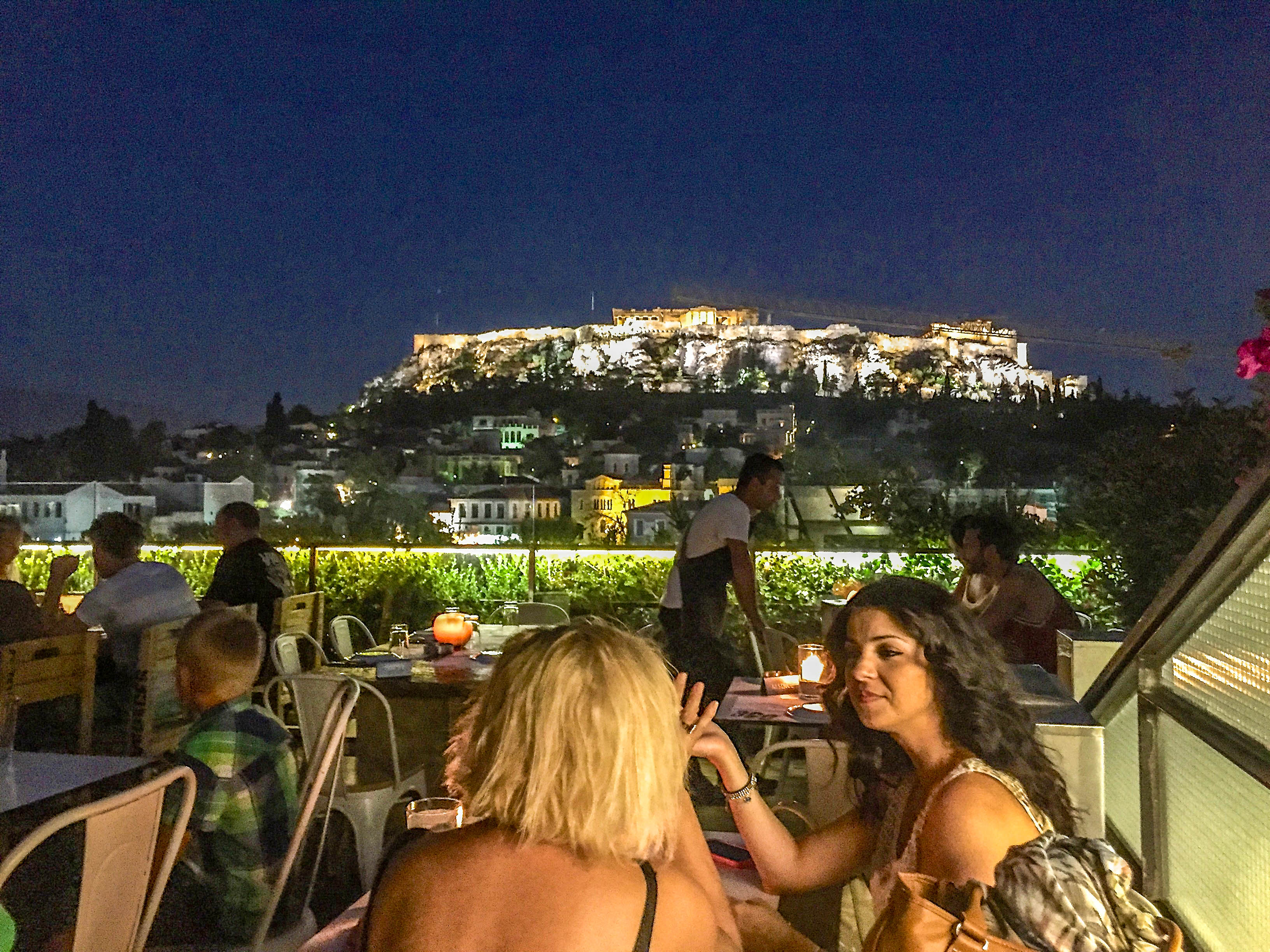 Best Rooftops In Athens Greece Passport To Friday
