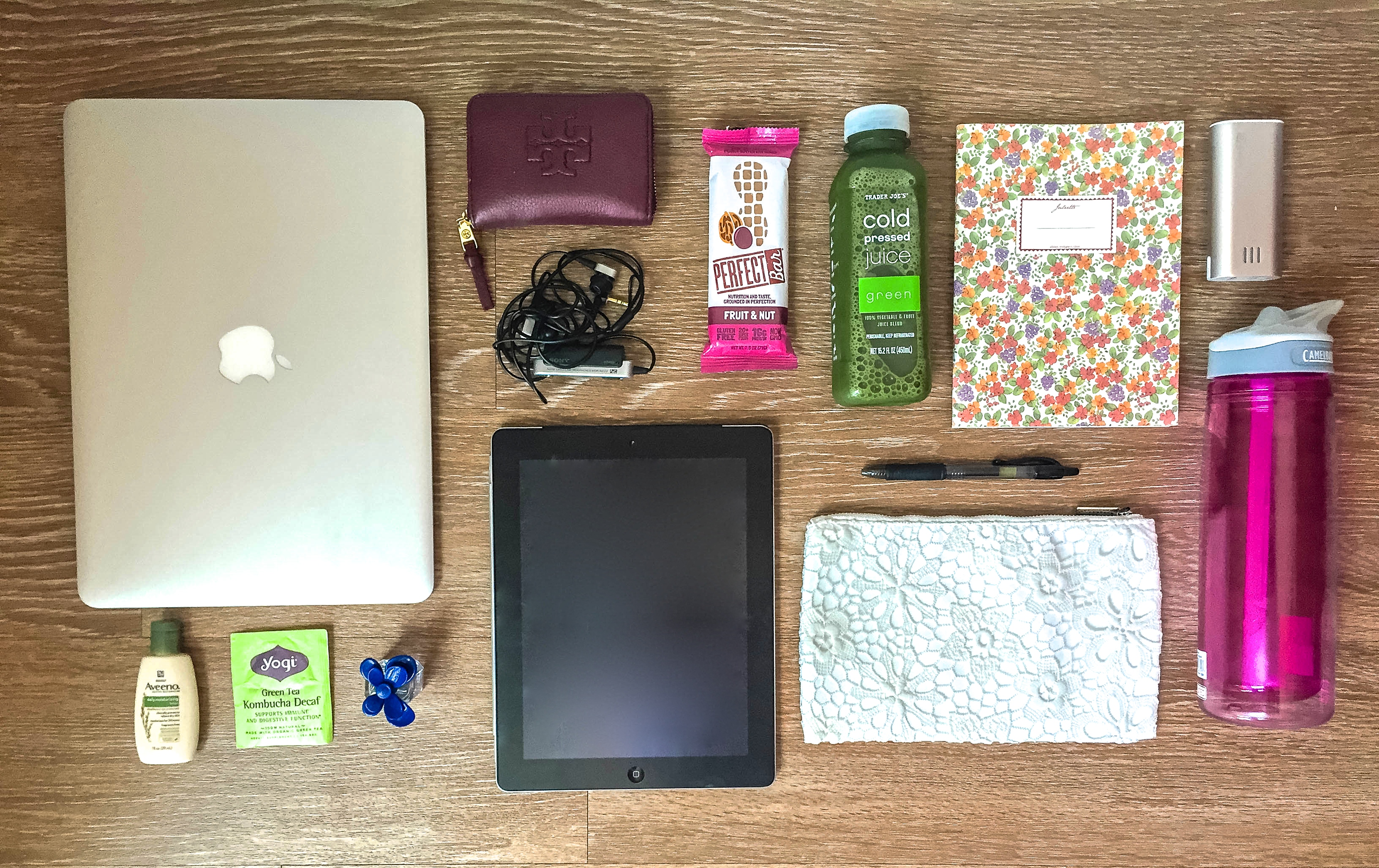 Carry-On Essentials For a Short Flight
