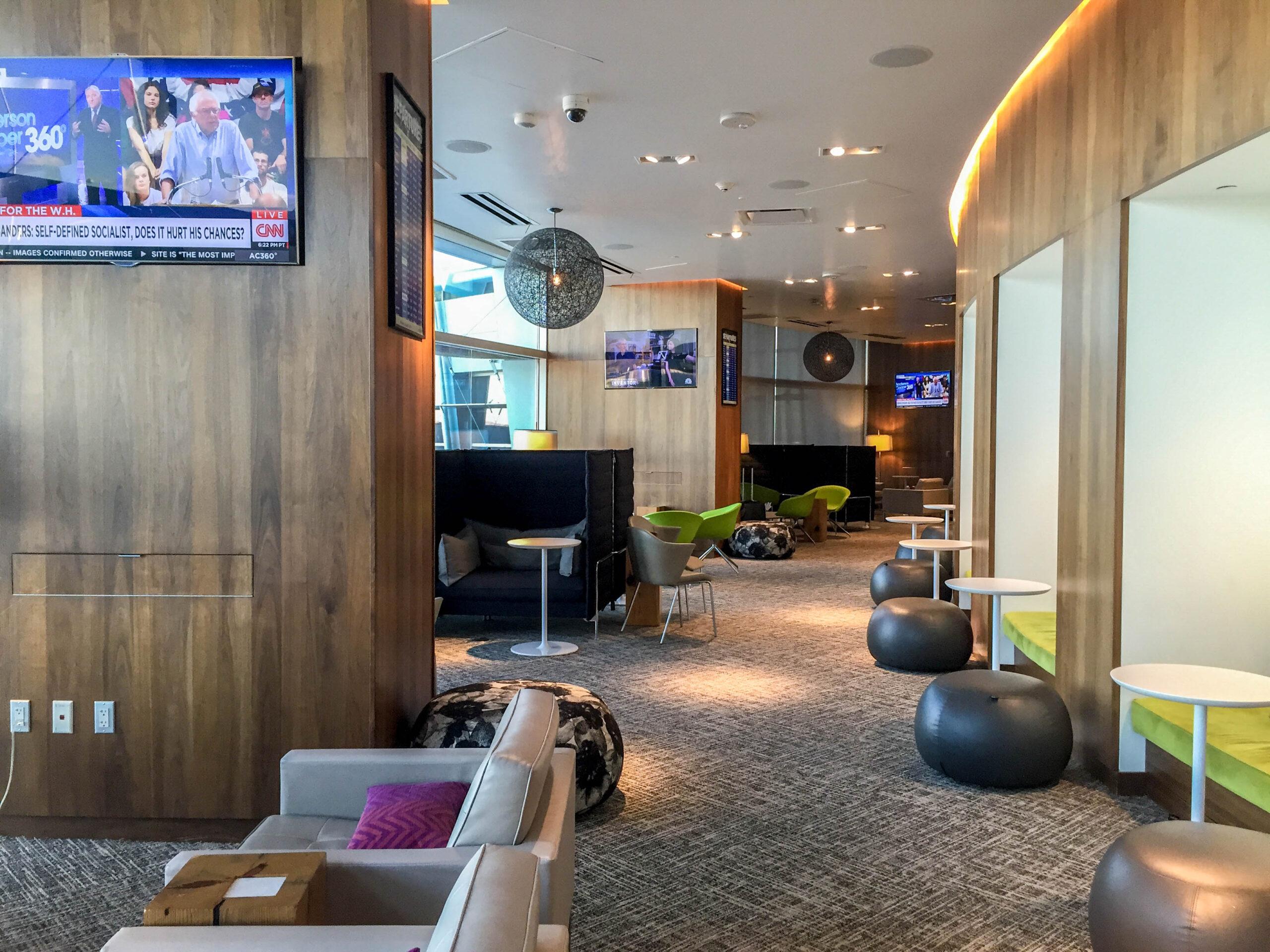 Centurion Lounge At LAS Vegas Airport