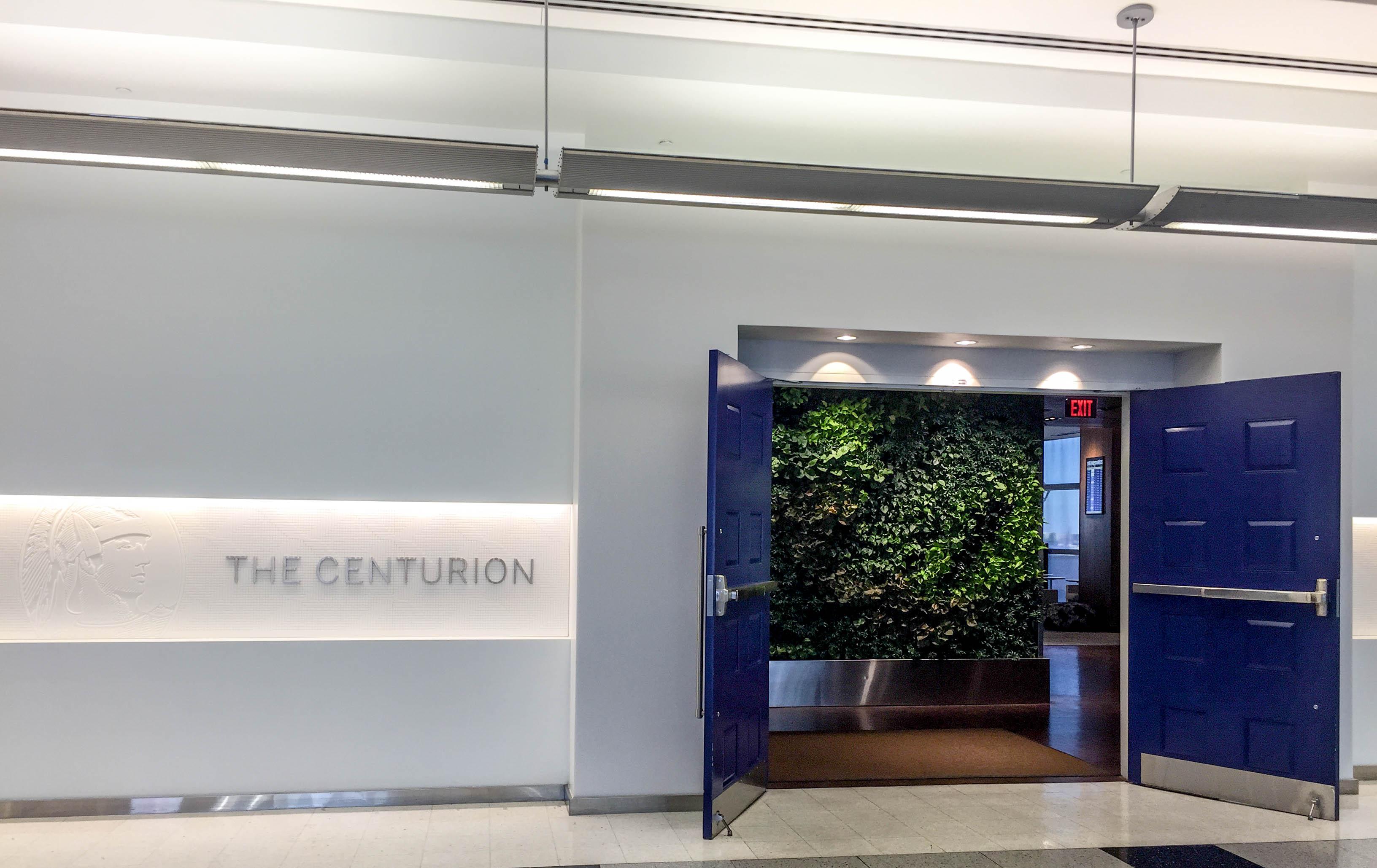 Centurion Lounge at LAS