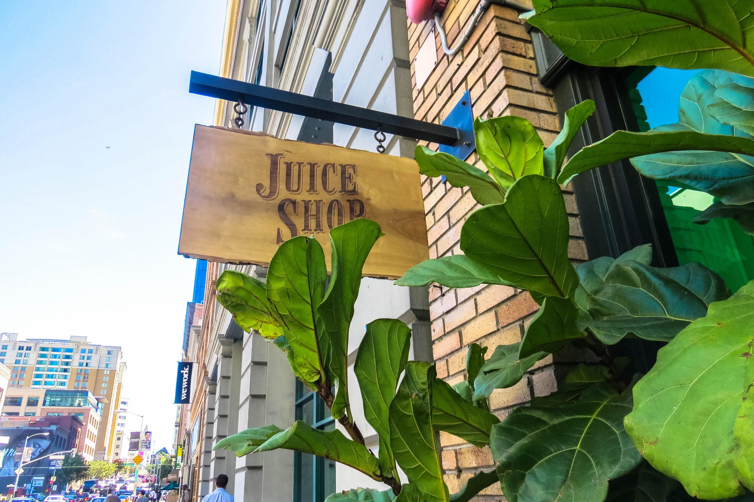 Healthy Eats Near San Francisco's Moscone Center
