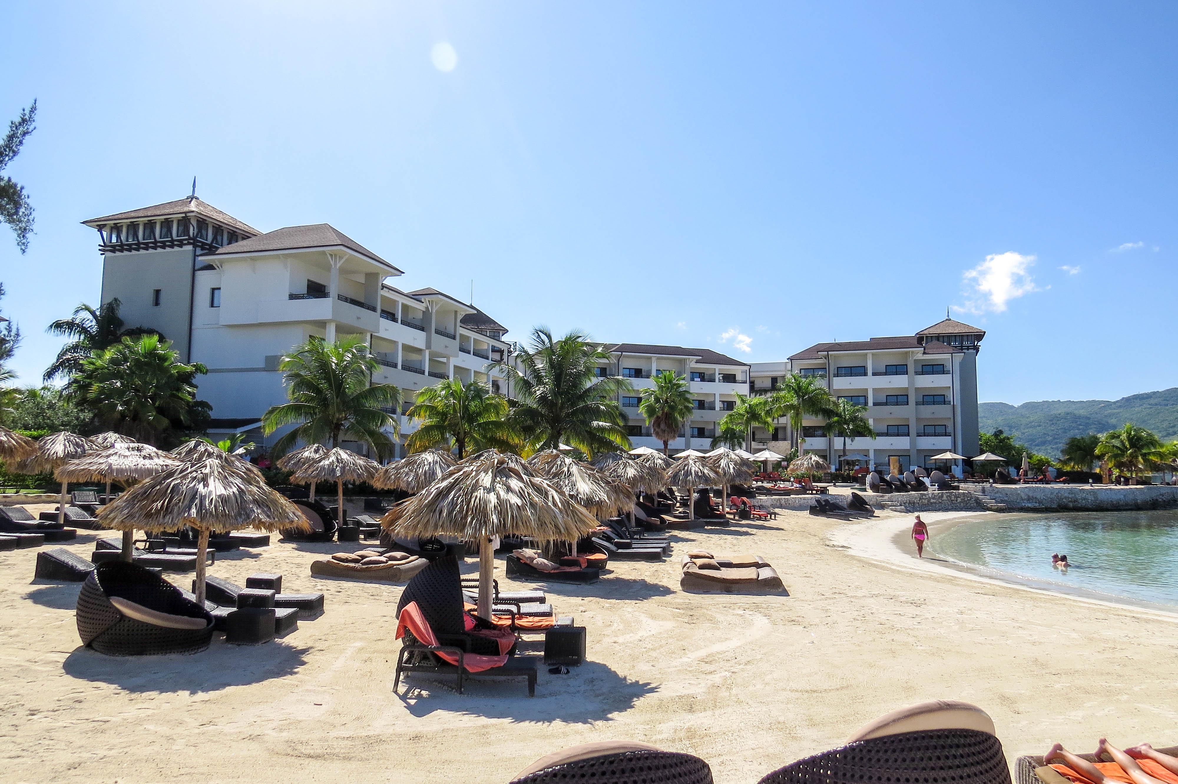 Wild Orchid Preferred Club Beach Area