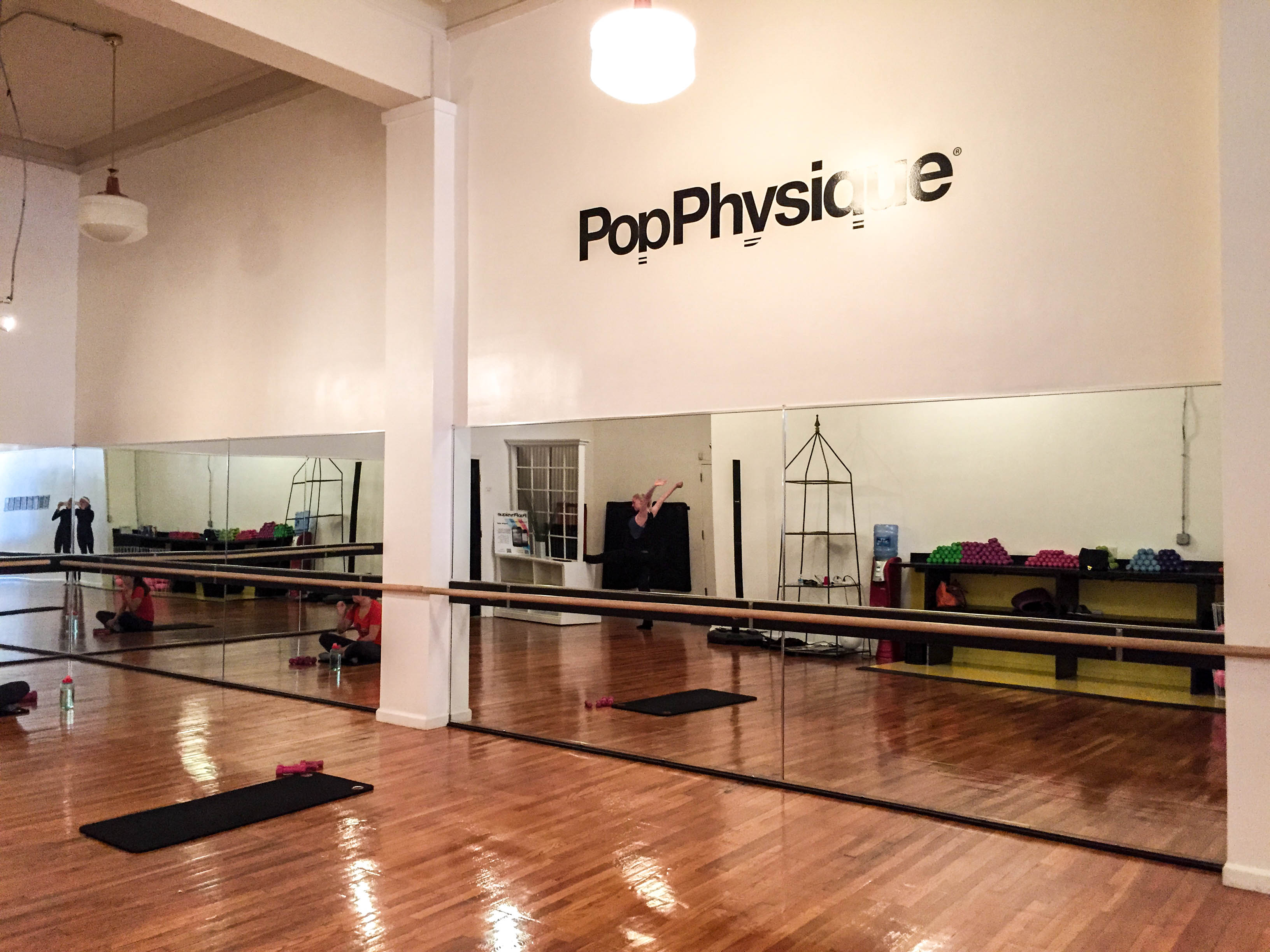 Healthy Eats & Workouts in Baltimore