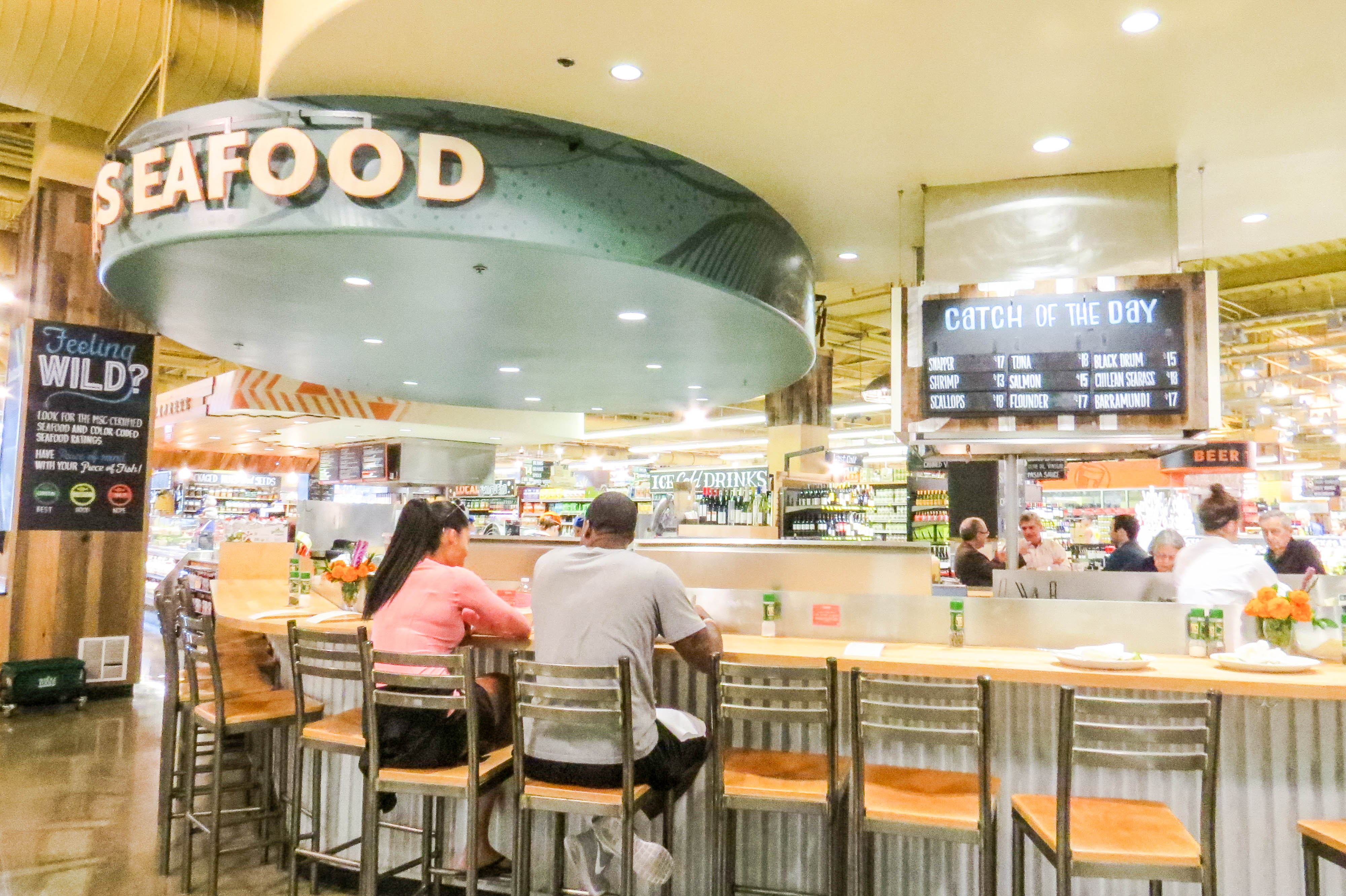 Your Healthy Meal Guide at the Whole Foods Flagship in Austin