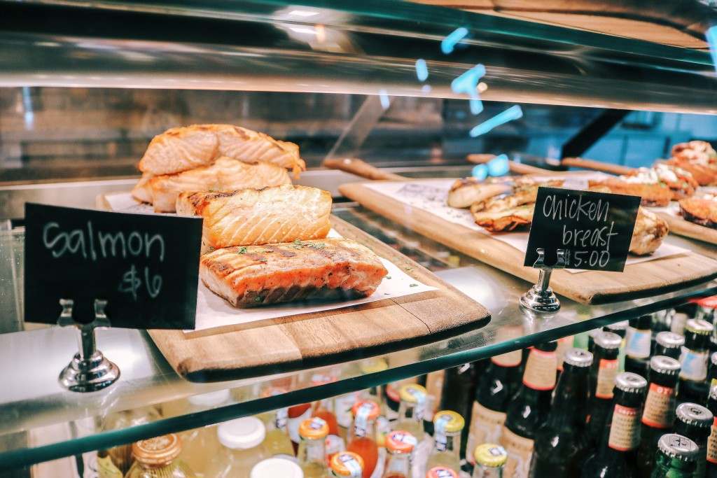 Healthy Quick Food in Downtown San Diego