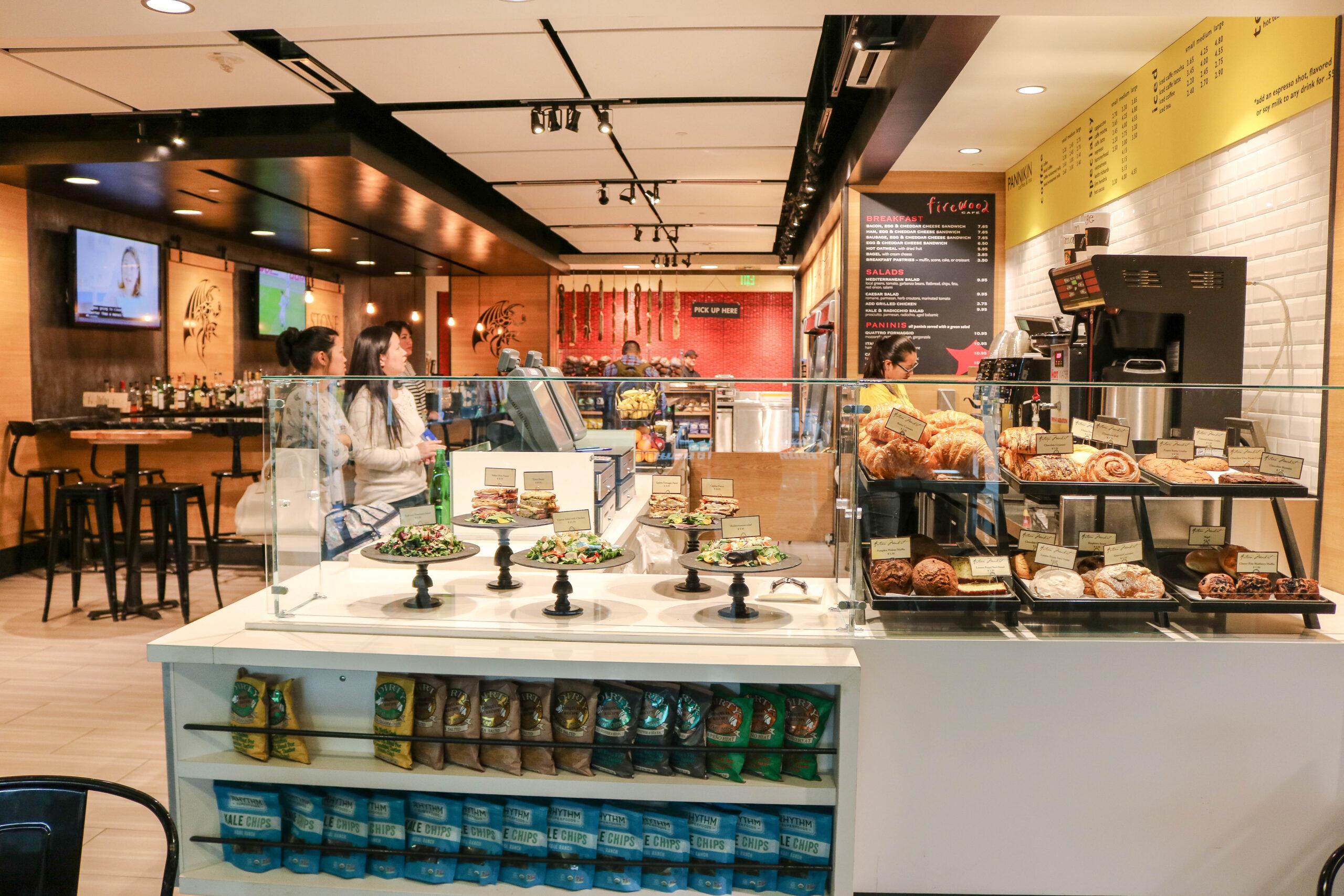 Healthy Eating & Local Drinking at SAN Terminal 2