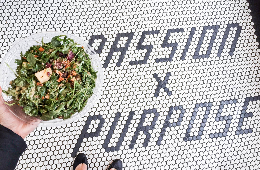 Quick Healthy Guide to Boston's Back Bay