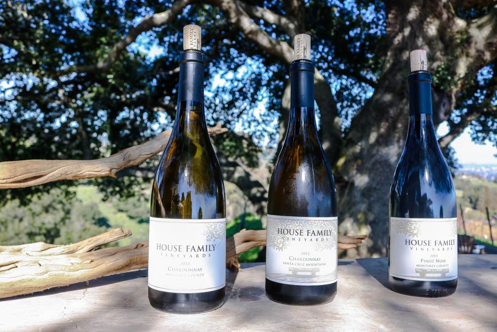 Local Wine Tasting in Saratoga, California