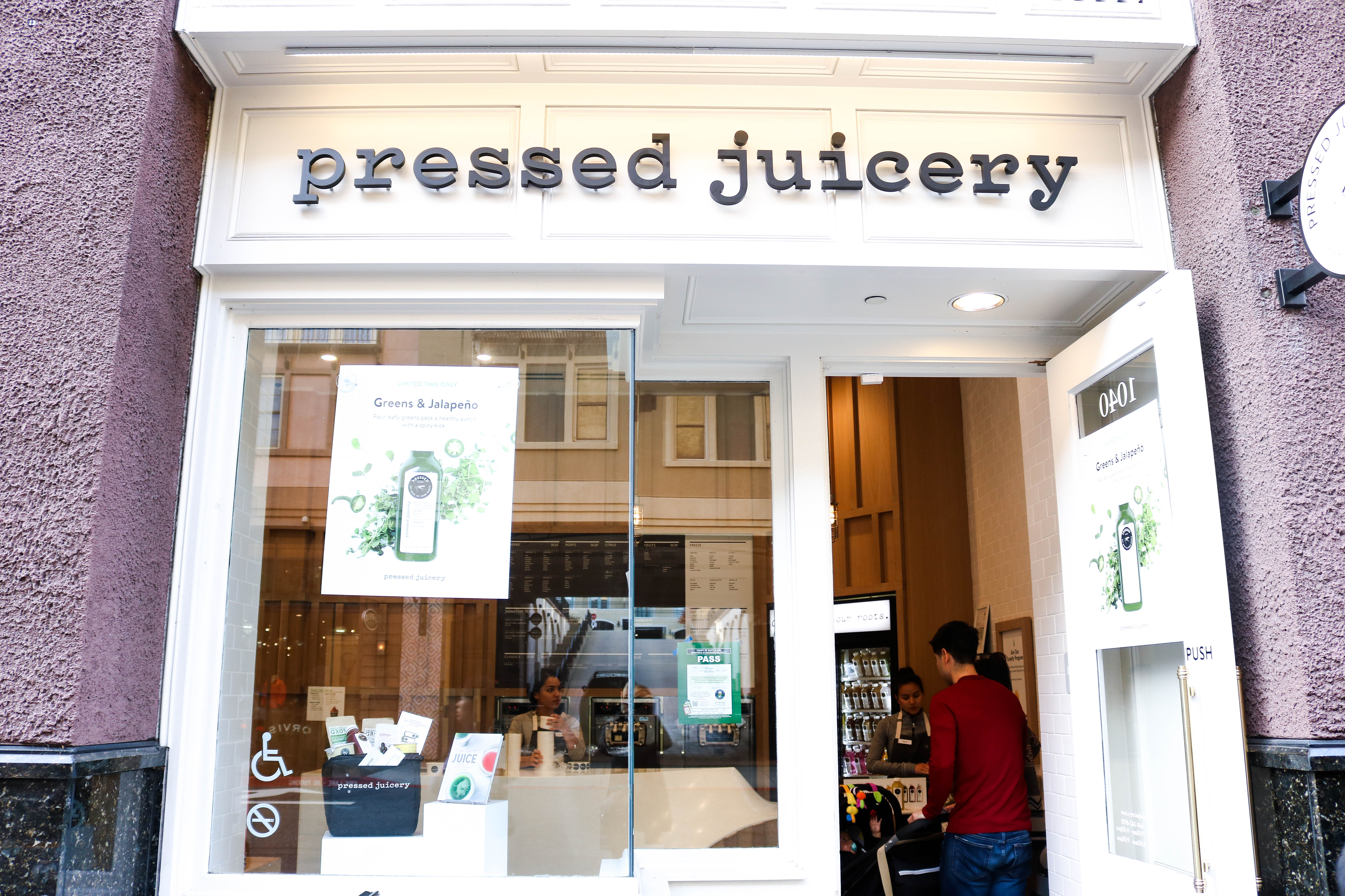 Pressed Juicery Freeze: A Vegan's New Favorite Frozen Treat