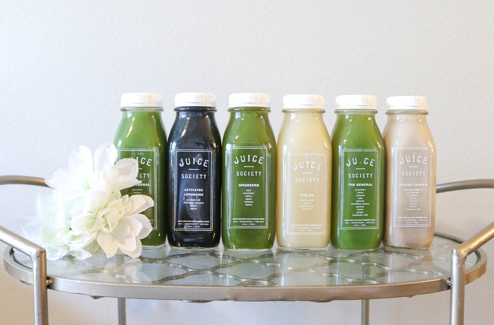 A Day in The Life of a Juice Society Cleanse