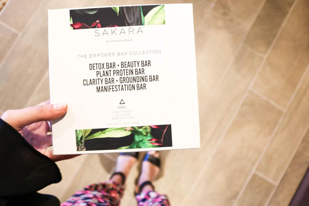 Sakara Life Empower Bar Collection Review