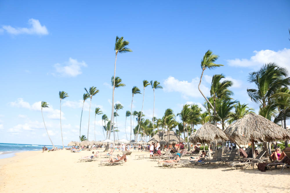 Breathless Punta Cana Resort in The Dominican Republic
