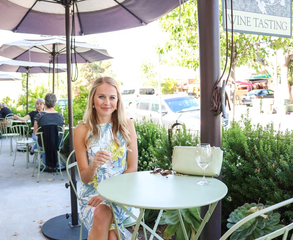 A Girls Weekend Getaway in Ojai, California