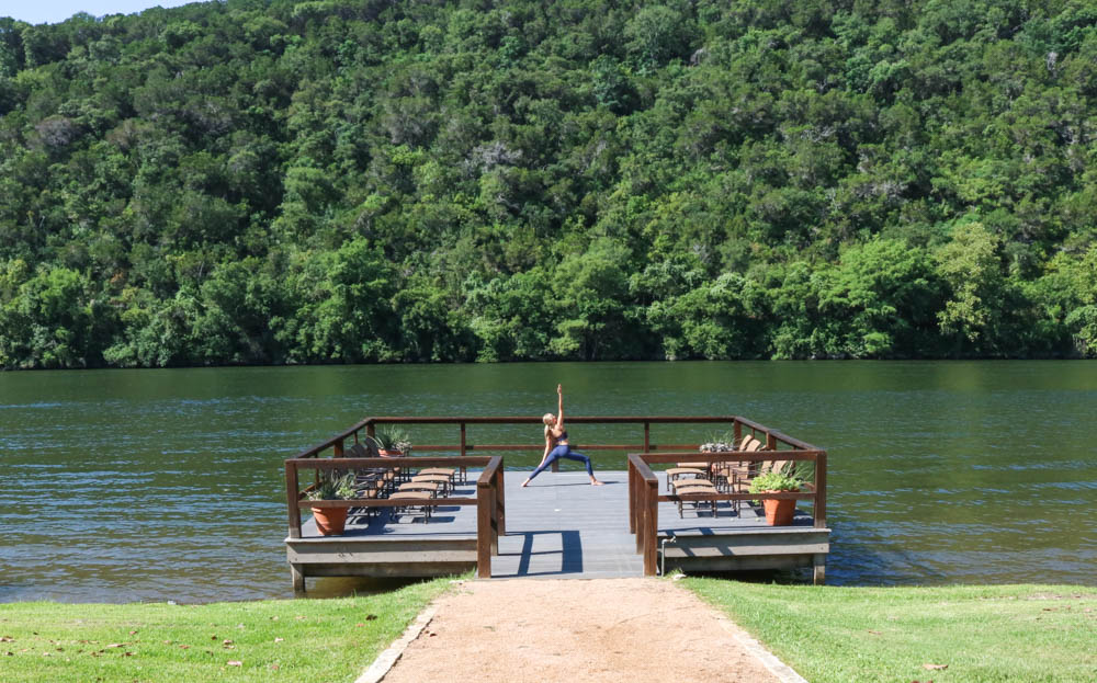 The Ultimate Spacation at Lake Austin Spa Resort