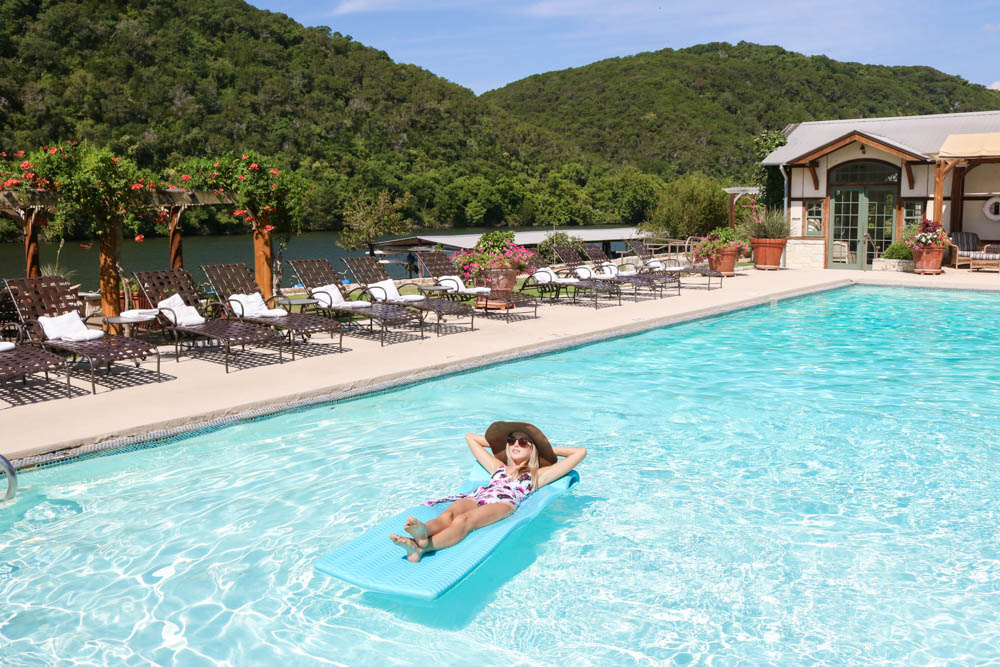 The Ultimate Wellness Spacation at Lake Austin Resort & Spa