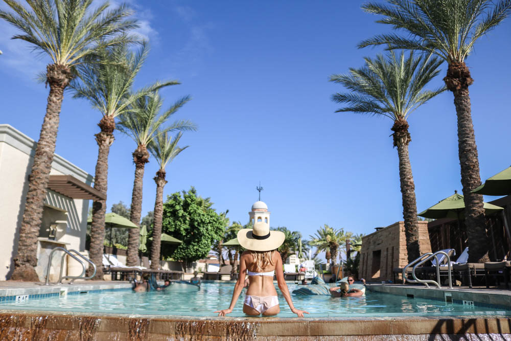 A Perfect Day at Fairmont Scottsdale Princess in Arizona