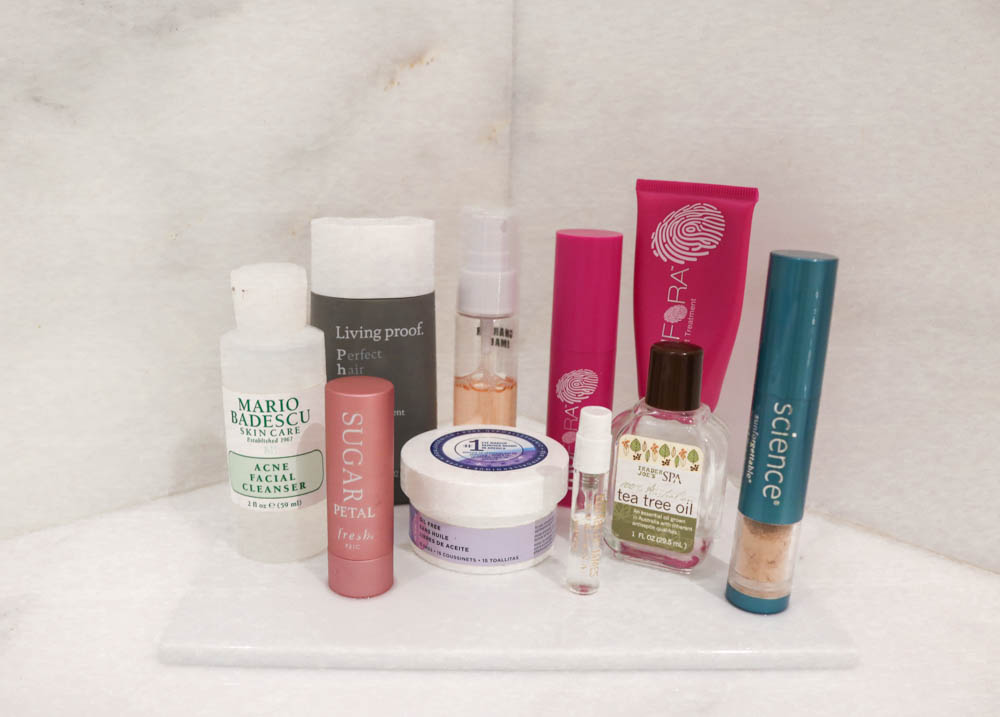 Current Favorite Travel Beauty Products – Europe Trip Edition