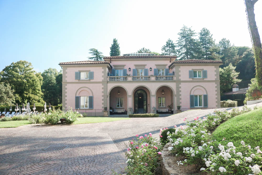Hotel Review: Villa Cora in Florence, Italy