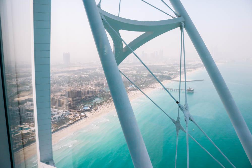 Burj Al Arab: The Only 7 Star Hotel