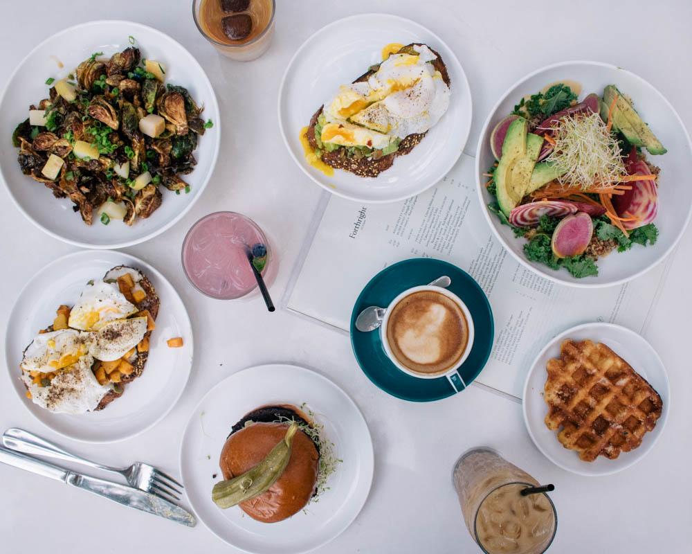 Austin's Prettiest & Freshest Lunch Spots