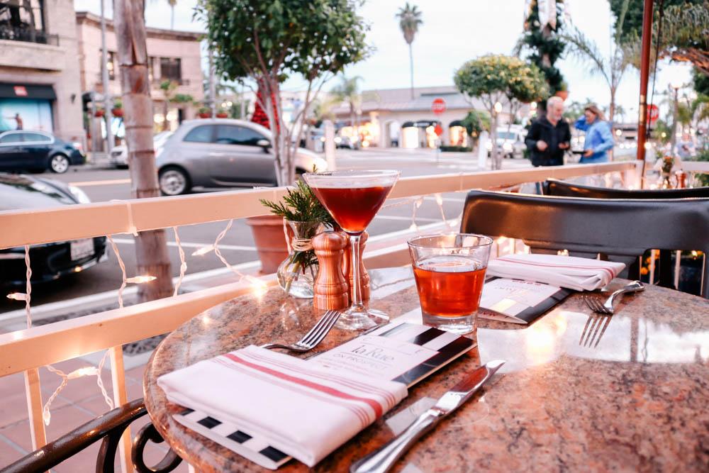 24 Hours at La Valencia Hotel in La Jolla, California