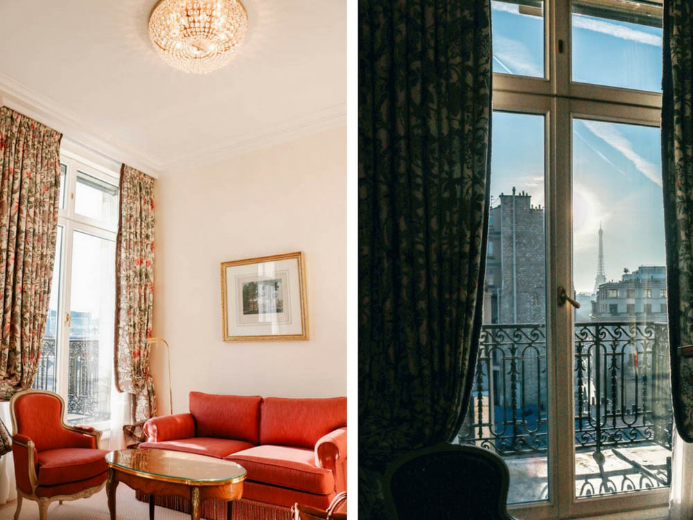 Hotel Review: Le Bristol Paris