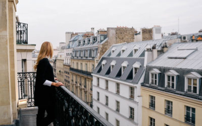 Hotel Photo Diary: Le Bristol Paris
