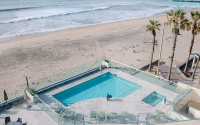 24 Hours at Pier South Resort in Imperial Beach, California