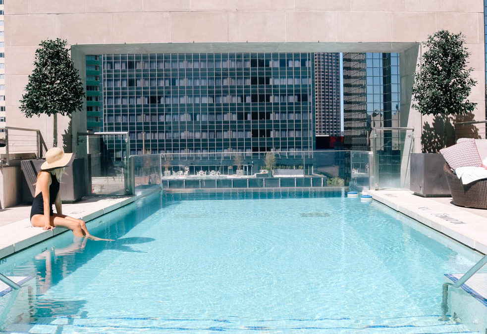24 Hours at The Joule Hotel in Dallas, Texas
