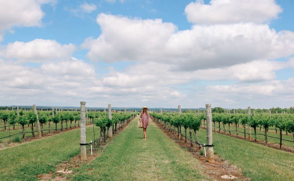 Weekend Getaway to Texas Wine Country