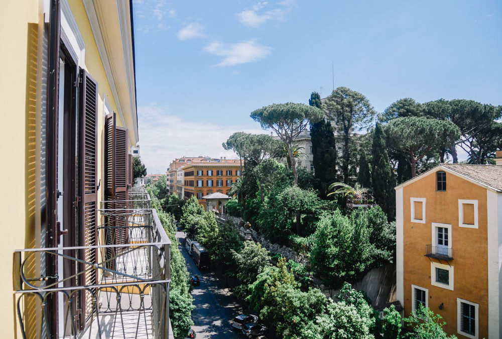 Newly Renovated: Hotel Eden in Rome, Italy