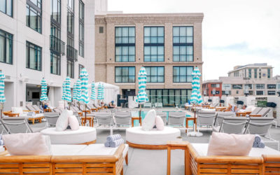 HOTEL OPENING: Perfect Day at The Pendry in San Diego, California