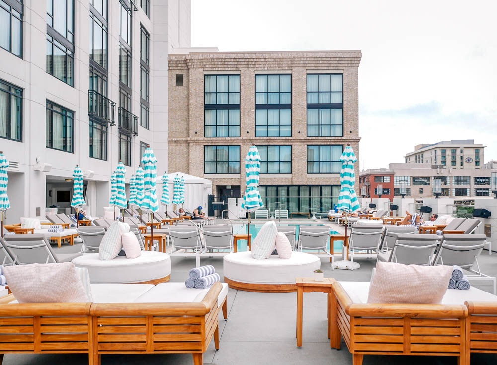 Hotel Opening Perfect Day At The Pendry In San Diego