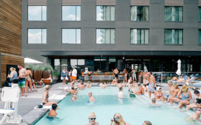Perfect 24 Hours at Hotel Van Zandt in Austin, Texas