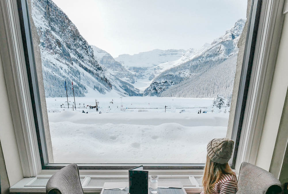 The Perfect Alberta, Canada Itinerary with Fairmont Hotels