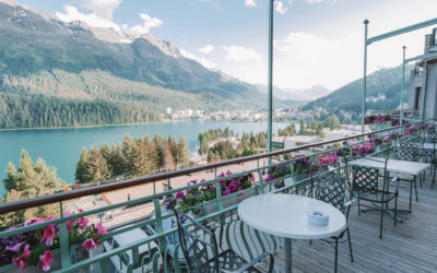 Bucket List Hotel: Badrutt's Palace in St. Moritz, Switzerland